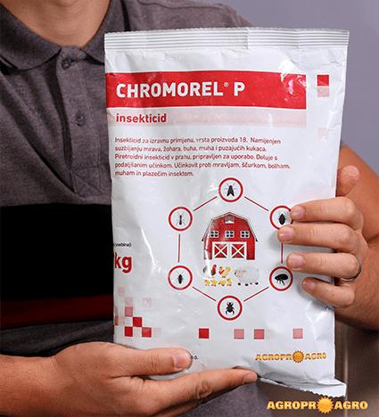 Chromorel P