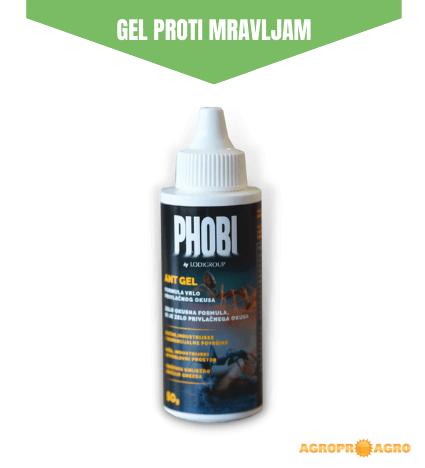 Phobi ant gel ze pripravljeno sredstvo proti mravljam