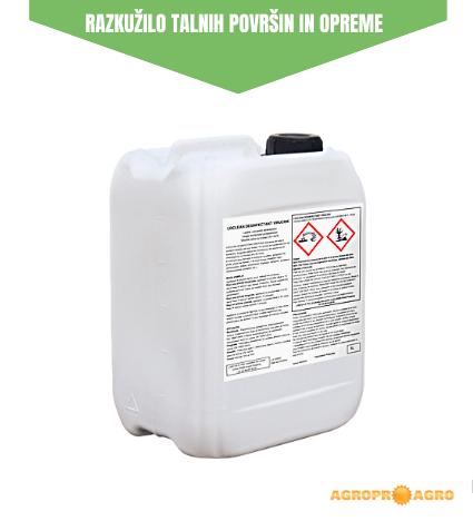 Razkužilo Loclean Disinfectant za razkužilo talnih površin ter opreme